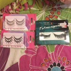 False eyelash collection